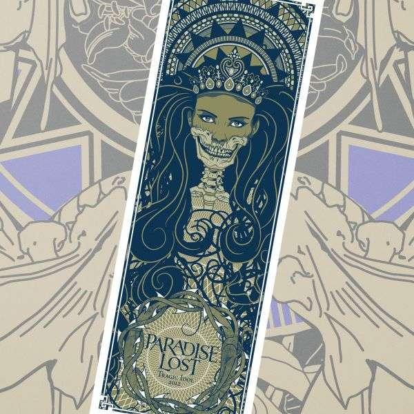 Paradise Lost - Sean Tidy Art Print - Paradise Lost