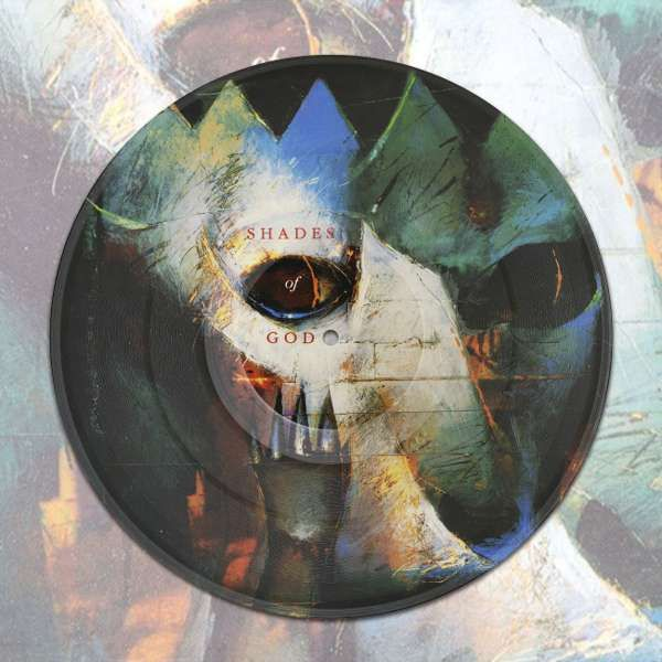 Paradise Lost -  Shades of God Picture Disc - Paradise Lost