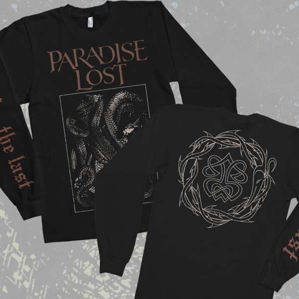 Paradise Lost - 'Snakes' Longsleeve - Paradise Lost