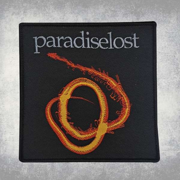 Paradise Lost - 'Symbol of Life' Woven Patch - Paradise Lost