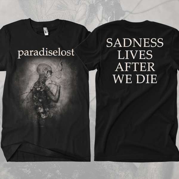 Paradise Lost - 'The Anatomy of Melancholy' T-Shirt - Paradise Lost
