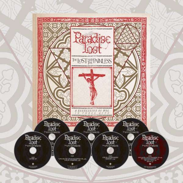 Paradise Lost - 'The Lost & The Painless' Box Set - Paradise Lost