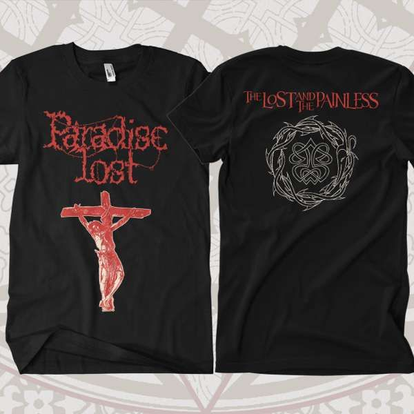 Paradise Lost - 'The Lost & The Painless' T-Shirt - Paradise Lost