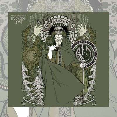 Paradise Lost - 'Tragic Illusion' CD - Paradise Lost