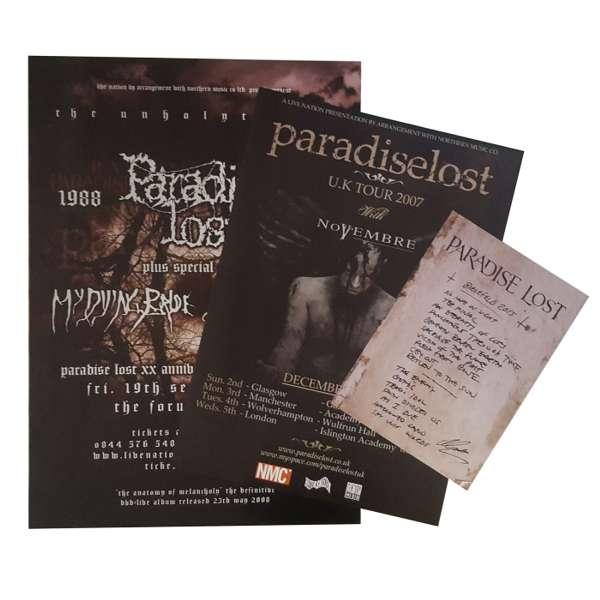Poster Bundle - Paradise Lost