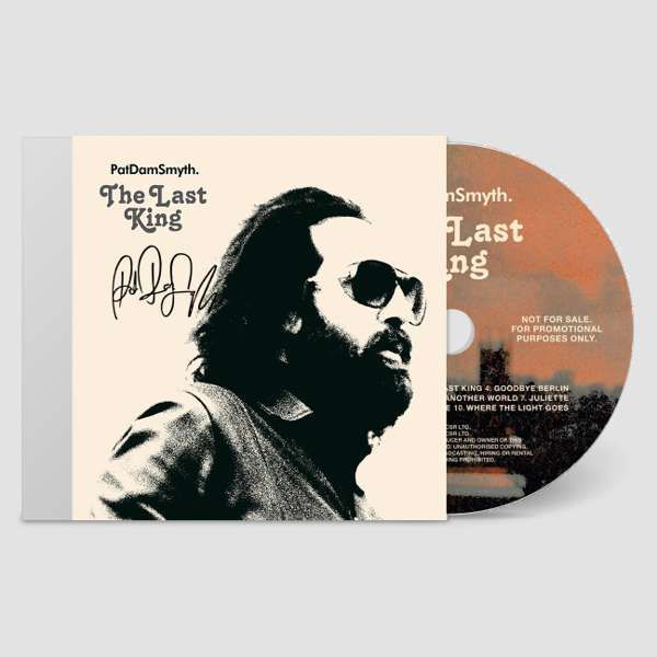 The Last King - CD signed - Pat Dam Smyth