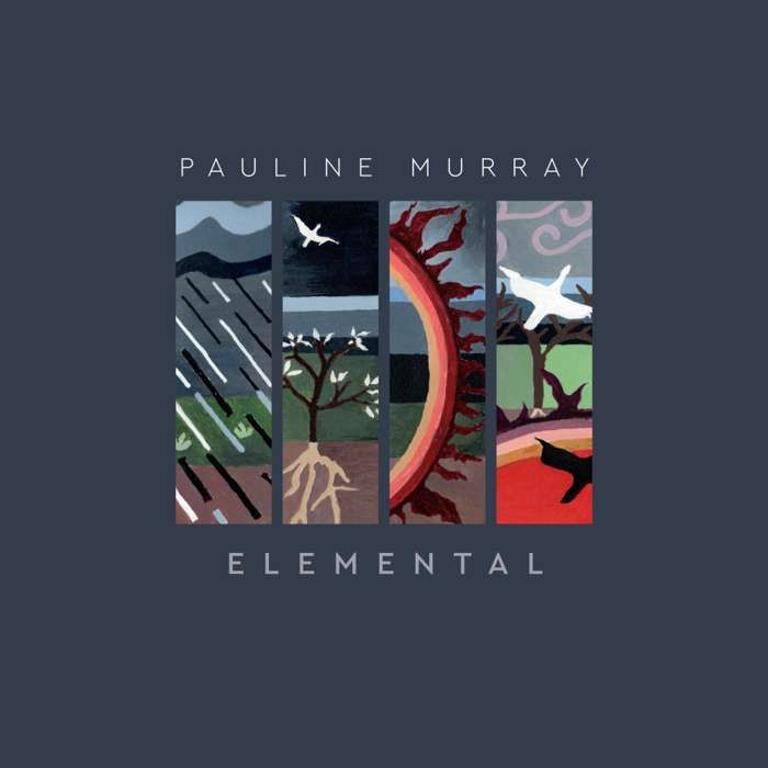 Pauline Murray - Elemental - out September 25th 2020