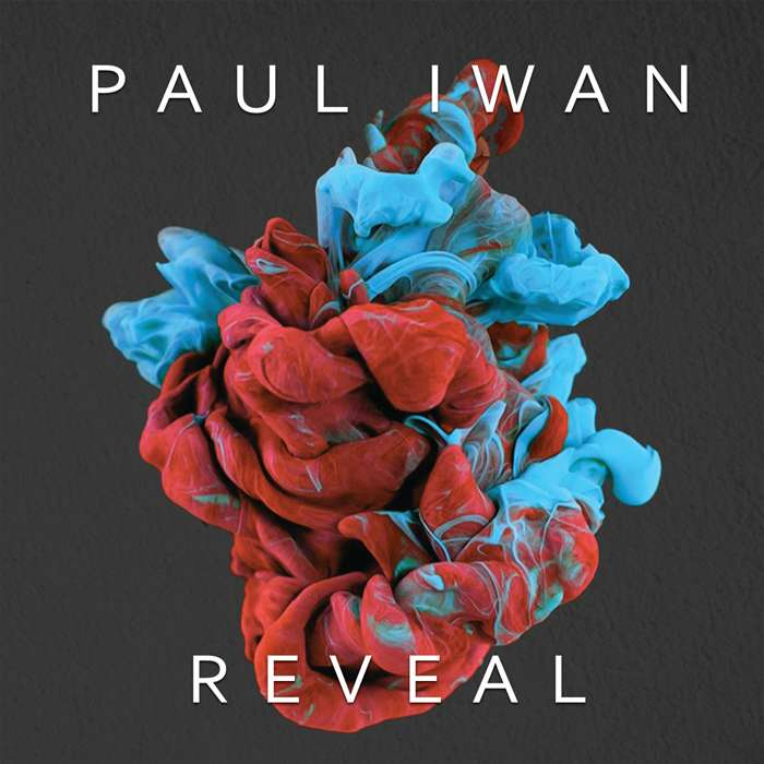 Reveal - SIGNED Limited edition CD - TSHIRT - and Download - Paul Iwan