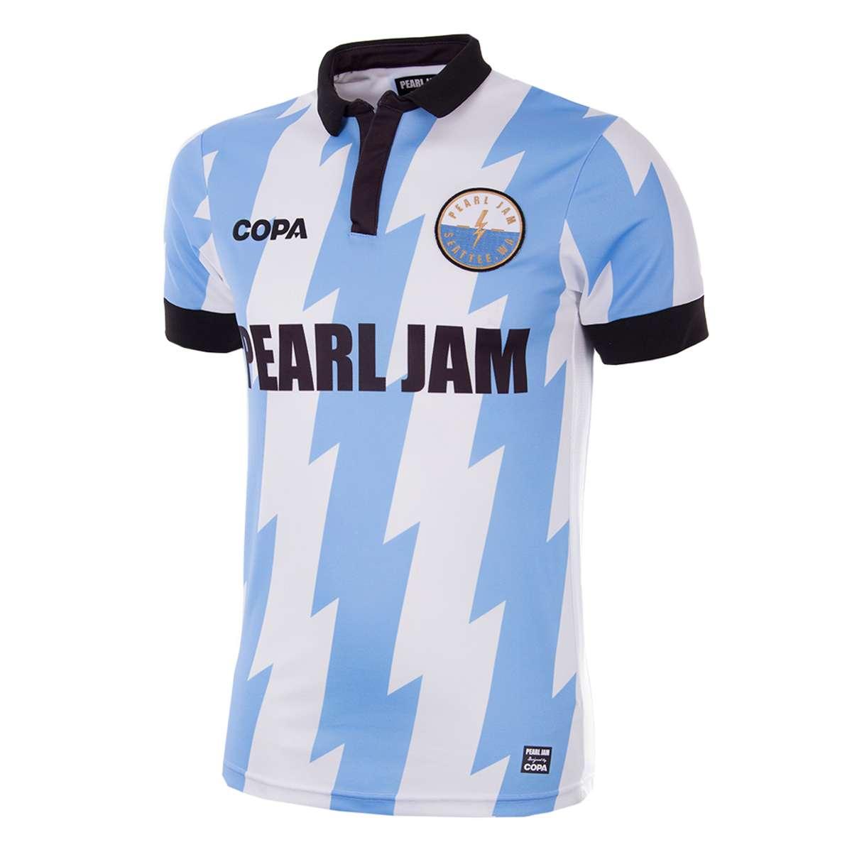 Argentina – Soccer Shirt - Pearl Jam