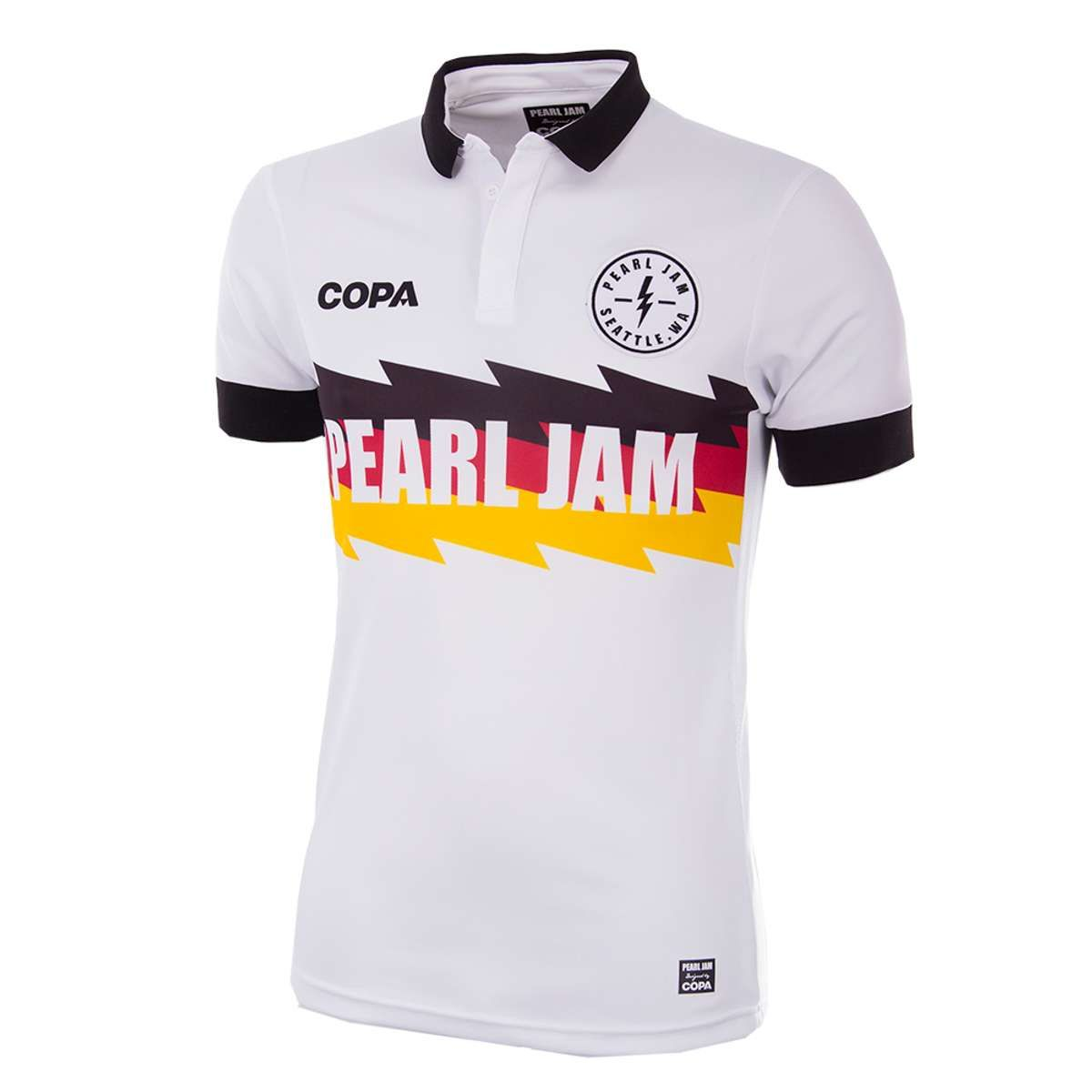 Germany – Soccer Shirt - Pearl Jam