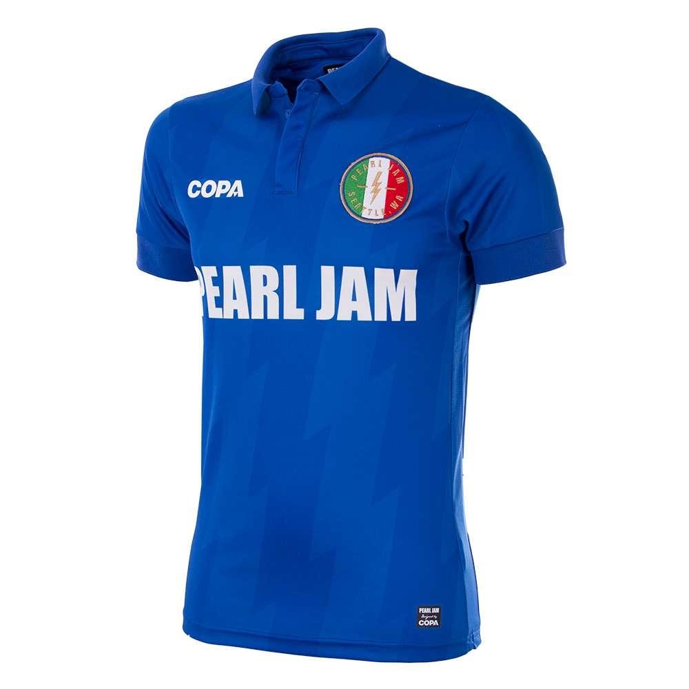 Italy – Soccer Shirt - Pearl Jam
