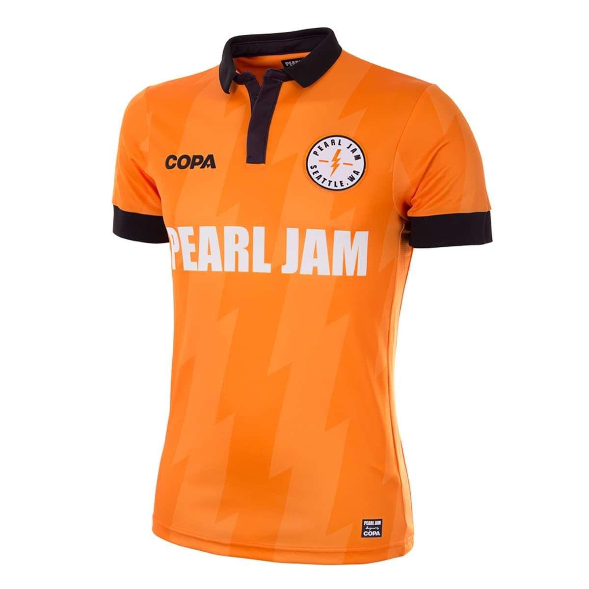 Netherlands – Soccer Shirt - Pearl Jam