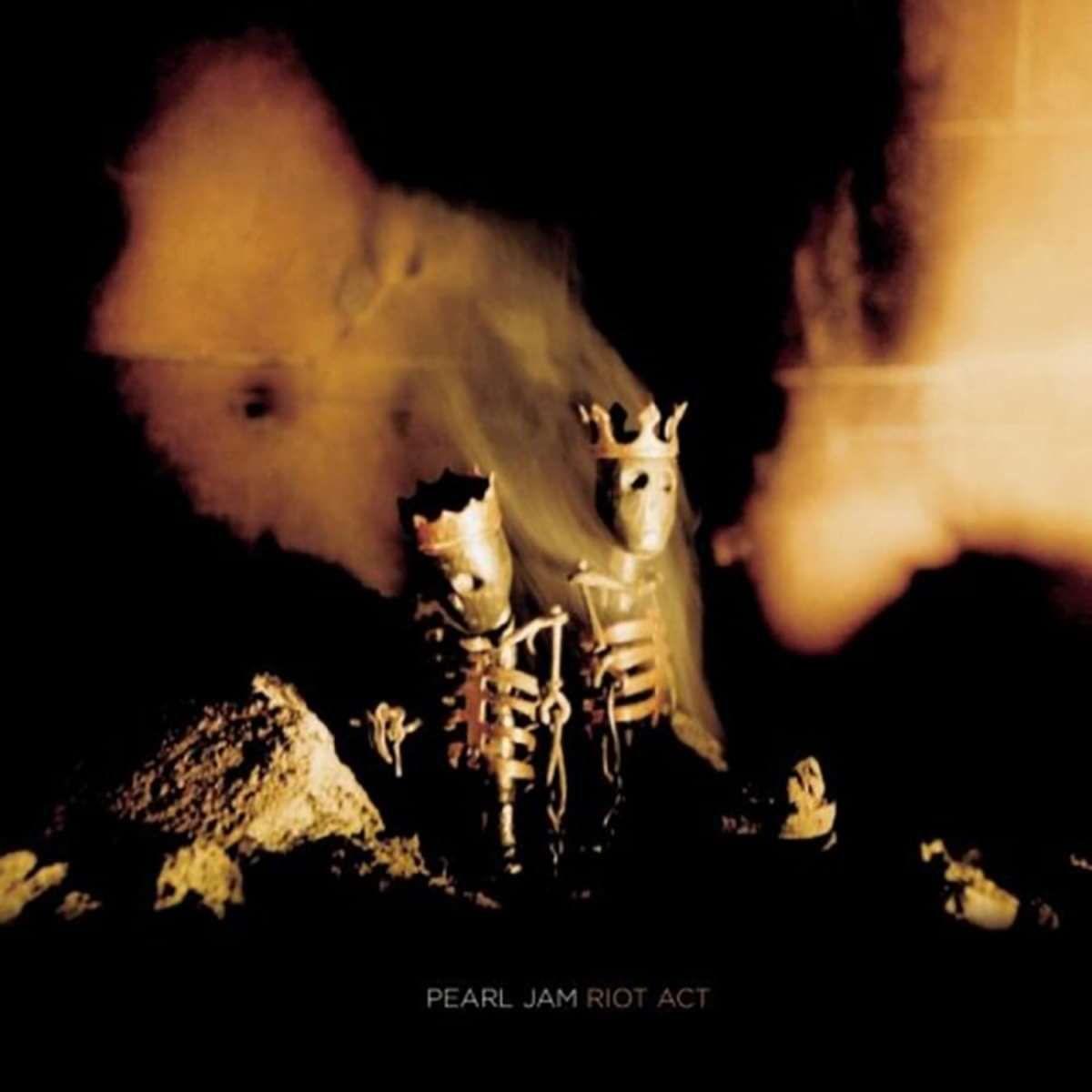 Riot Act – Double Vinyl - Pearl Jam