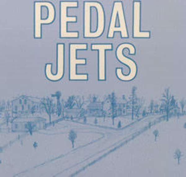 Pedaljets (s/t) - CD - Pedaljets