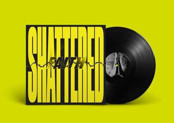 "VLURE - Shattered Faith - 7"" - Permanent Creeps"