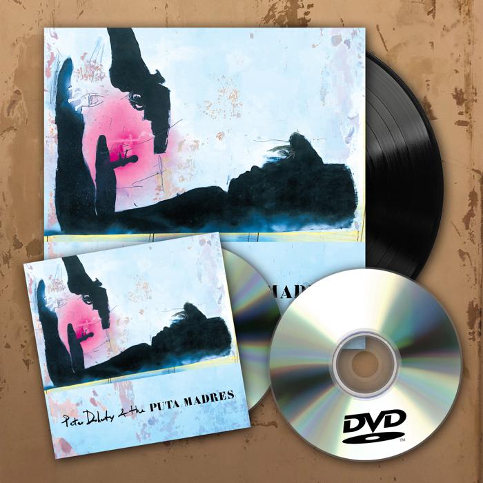 Peter Doherty and The Puta Madres – Vinyl + Film DVD - Pete Eudaimonism