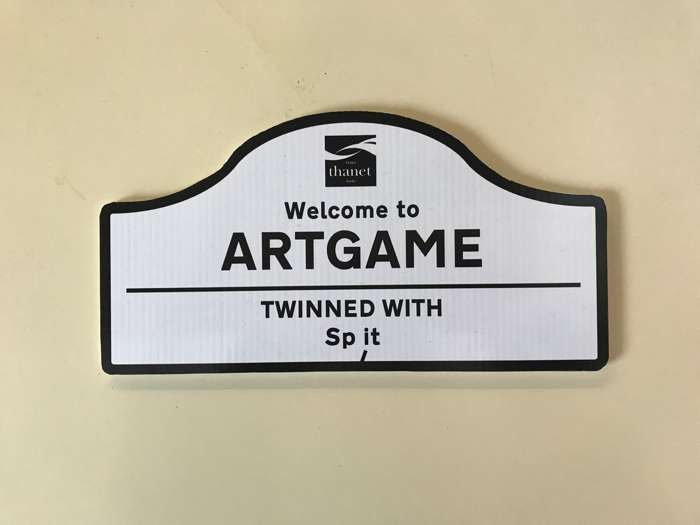 ARTGAME - Strap Originals Ltd/Peter Doherty