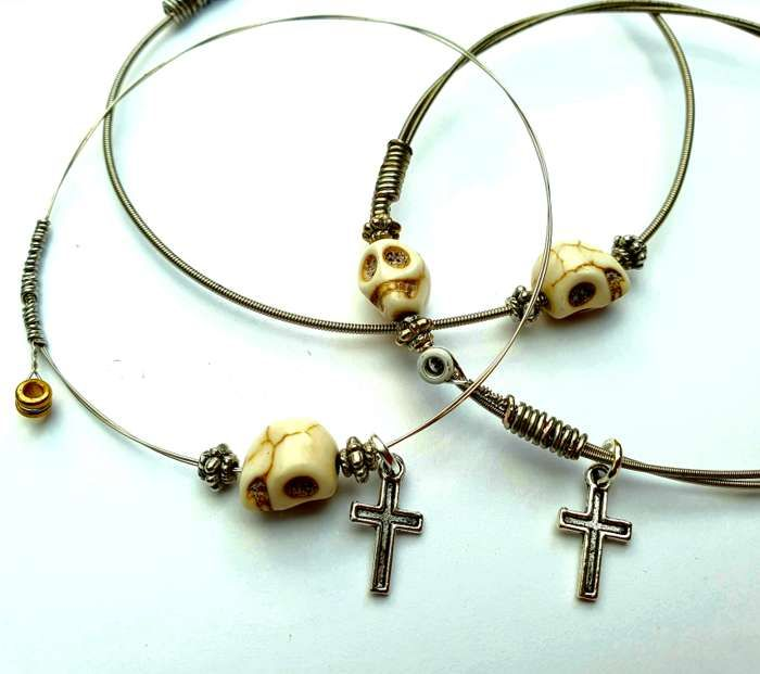 Guitar String Bracelet - Strap Originals Ltd/Peter Doherty