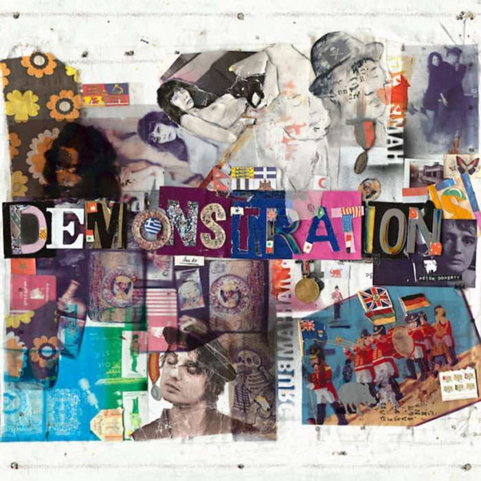 "Hamburg Demonstrations 12"" Vinyl Album - Peter Doherty"