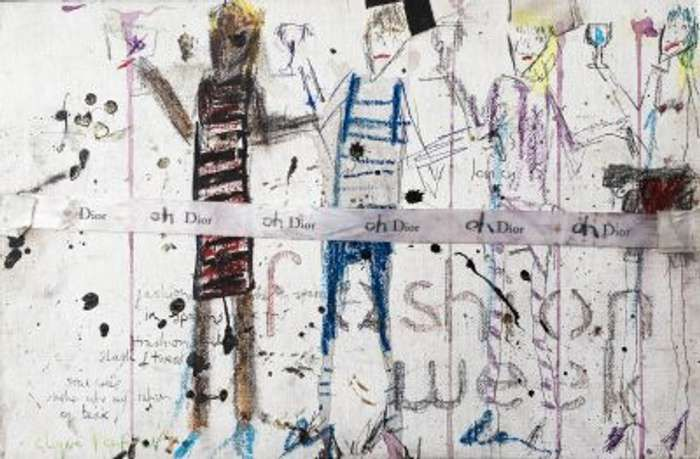 'Oh Dior' Fine Art Print - Peter Doherty
