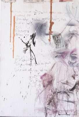 'Oui D'accord Bien Sur' Fine Art Print - Peter Doherty