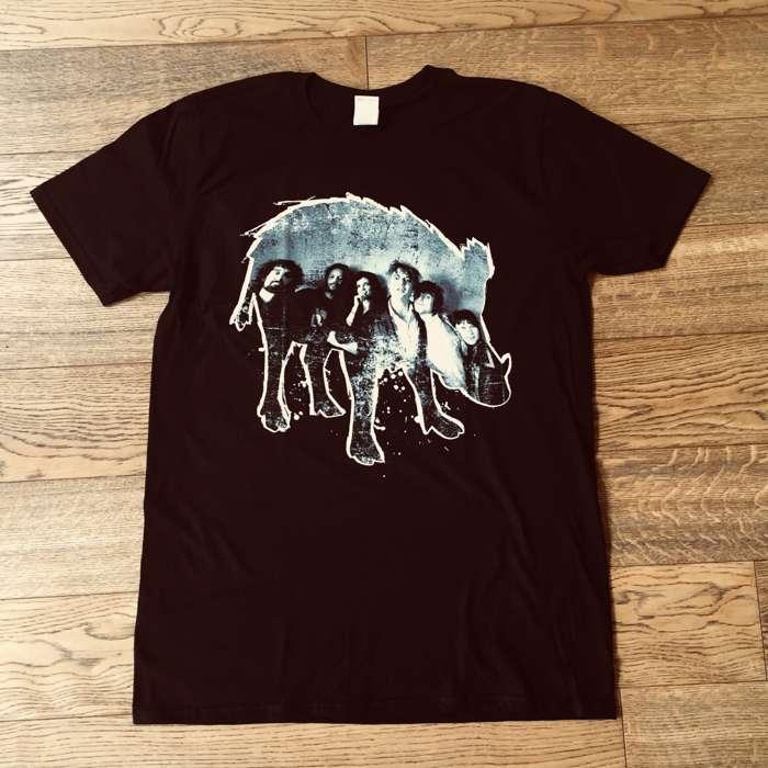 'Puta Madres Band Shot' T Shirt - Peter Doherty