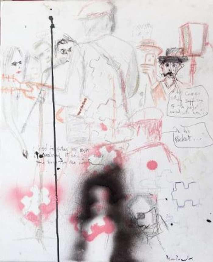 'Sketches' Fine Art Print - Peter Doherty