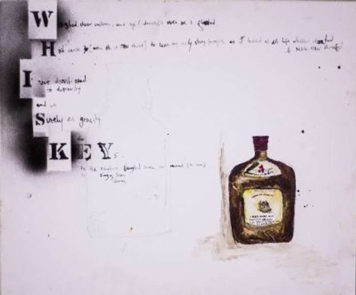 'Whiskey' Fine Art Print - Strap Originals Ltd/Peter Doherty