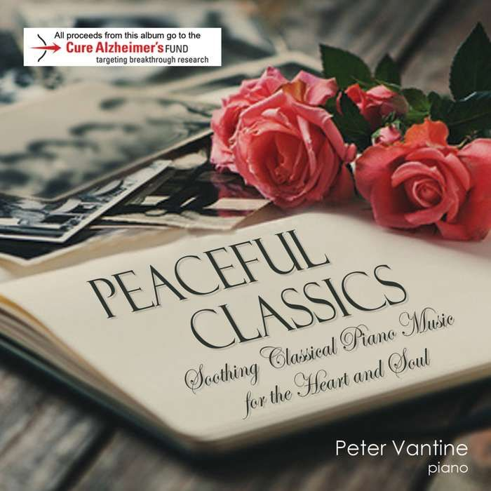 Peaceful Classics (CD) - Peter Vantine