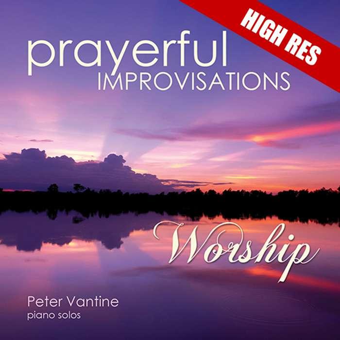 Sanctus (high res digital download) - Peter Vantine