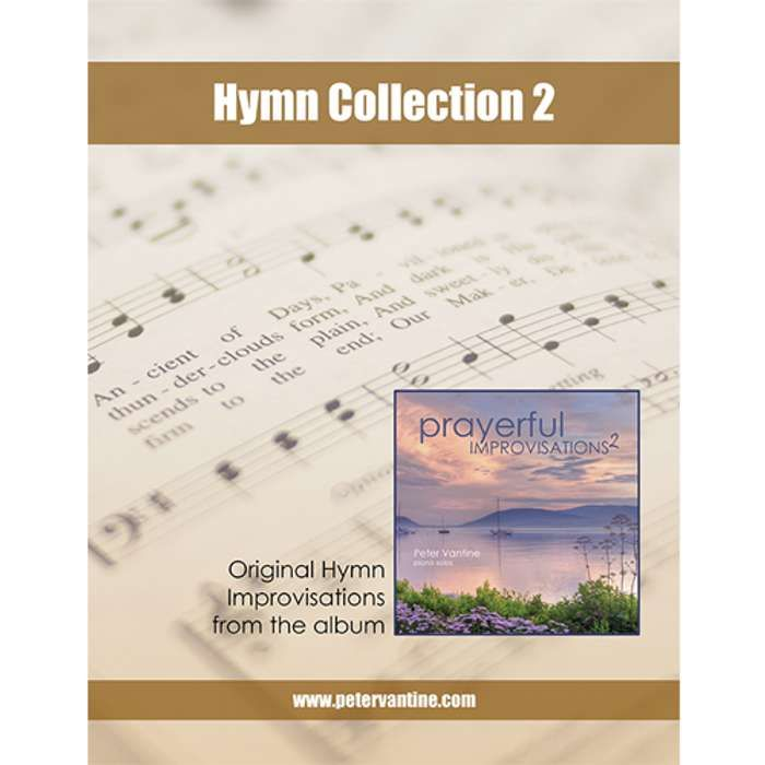 *NEW* Hymn Collection 2 Songbook (sheet music download) - Peter Vantine