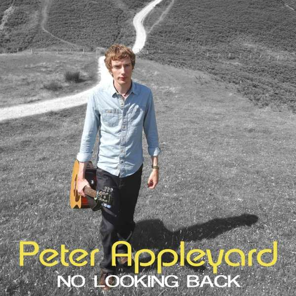 No Looking Back - CD album - Peter Appleyard