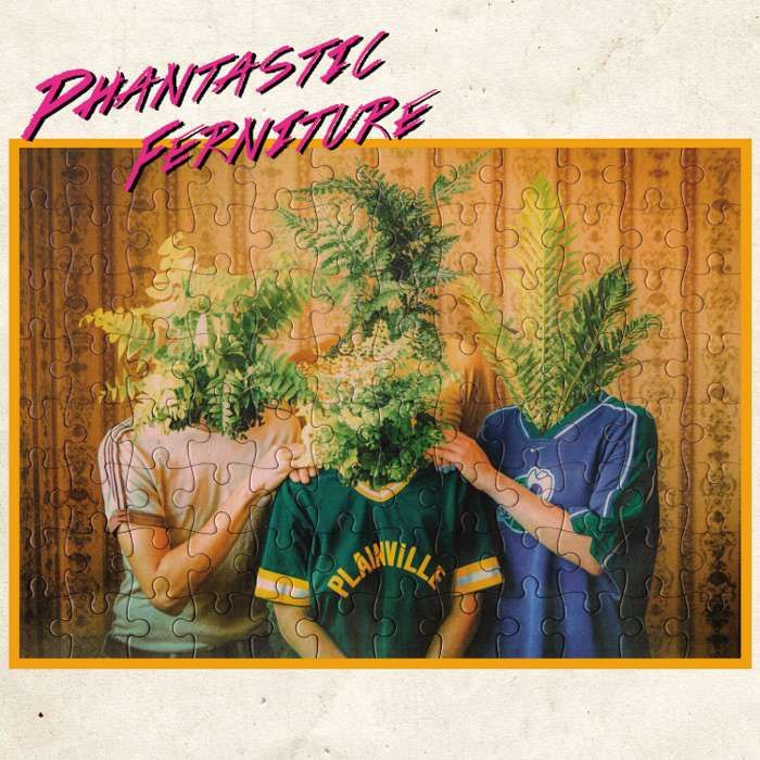Phantastic Ferniture CD - Phantastic Ferniture