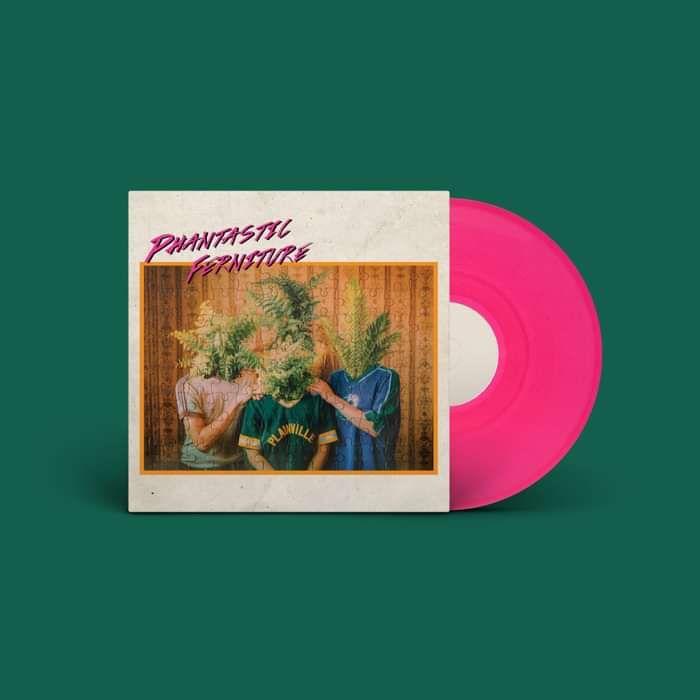 Phantastic Ferniture Limited Pink LP - Phantastic Ferniture