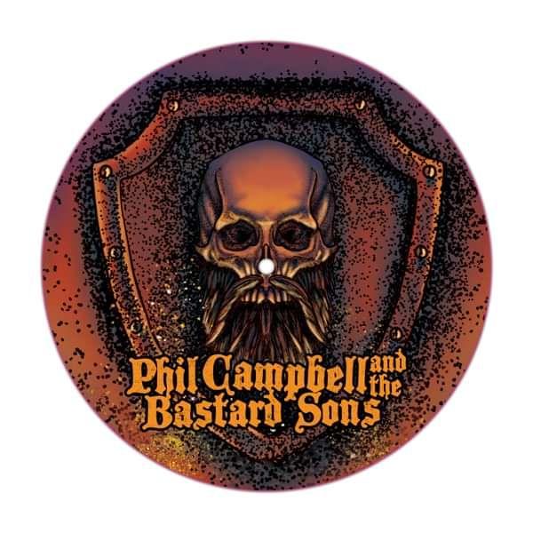 Vinyl Slipmat - Phil Campbell and the Bastard Sons