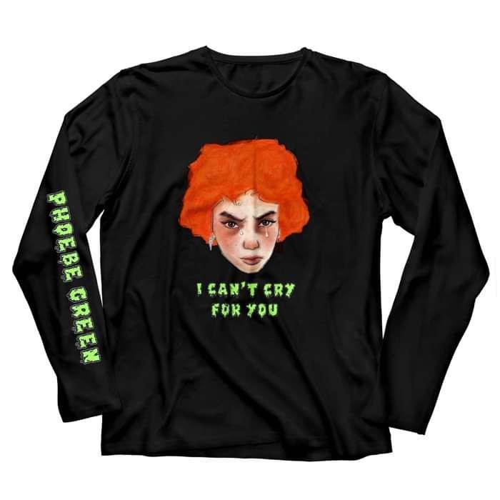 Phoebe Green - Long Sleeve T-shirt - Phoebe Green