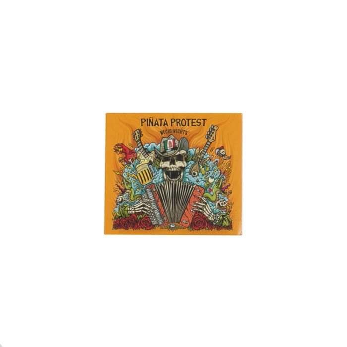 Pinata Protest Necio Nights - CD - Piñata Protest