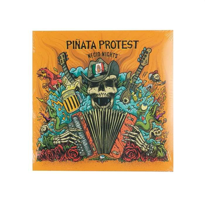 Pinata Protest Necio Nights - LP - Piñata Protest