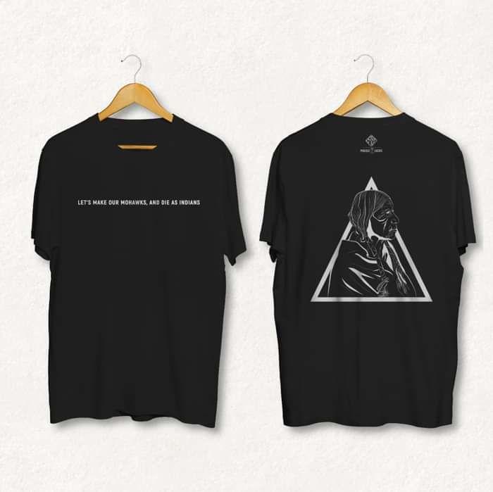 Mohawks T-Shirt - Piqued Jacks