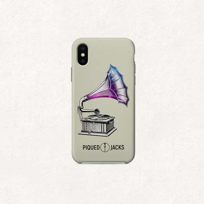 Phonograph Smartphone Case - Piqued Jacks