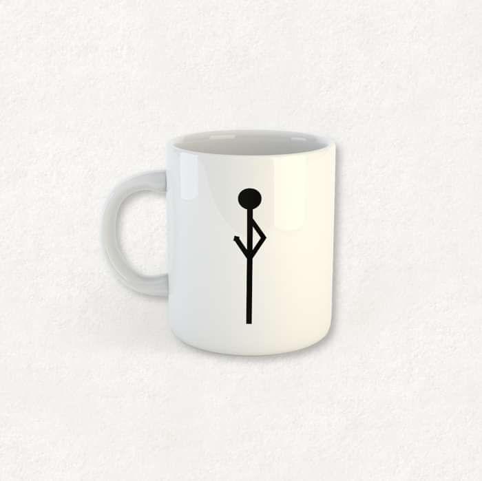 Piqued Coffee Mug - Piqued Jacks