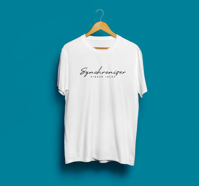Synchronizer T-Shirt - Piqued Jacks