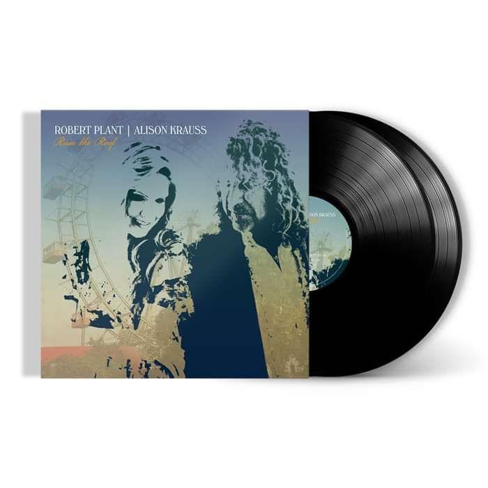 Raise The Roof - Black 180g Vinyl 2LP - Plant Krauss US