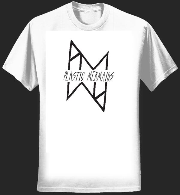 Plastic Logo T-Shirt - Plasticmermaids
