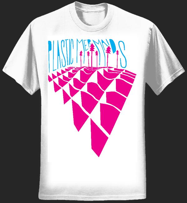 Tree Boxes T-Shirts - Plasticmermaids