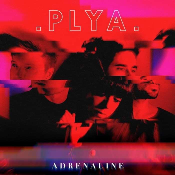 Adrenaline - (Digital WAV download) - PLYA