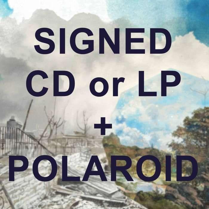 Haiku Polaroid  + There Is No Elsewhere BUNDLE - PRAH Recordings