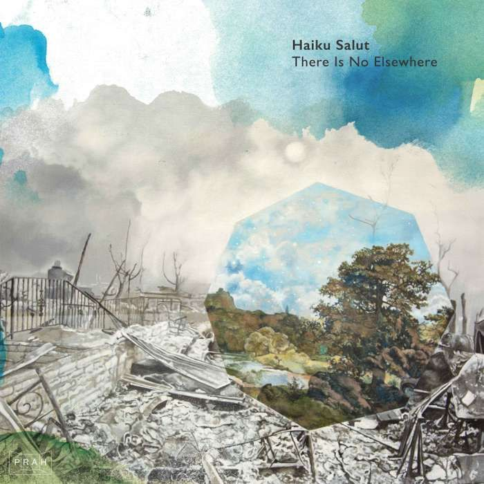 Haiku Salut - There Is No Elsewhere (Signed CD) - PRAH Recordings