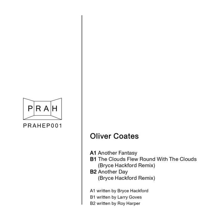"Oliver Coates - Another Fantasy (12"" Single) - PRAH Recordings"