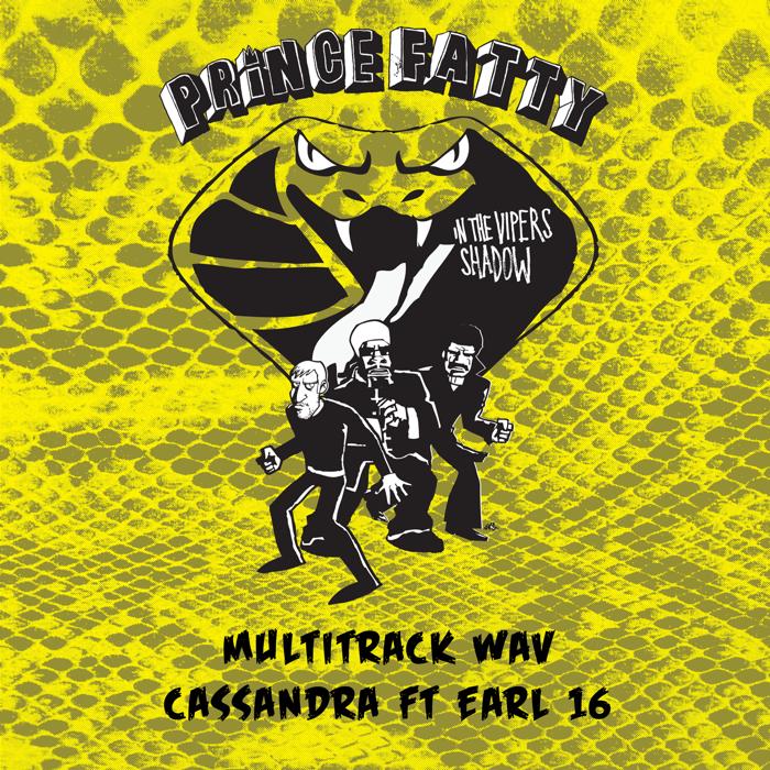 Cassandra ft Earl 16 - Multi Track WAV files - Prince Fatty